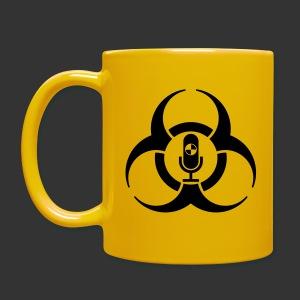 Tasse jaune Experience - Gauche - Tasse en couleur