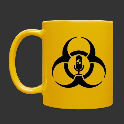Tasse jaune Experience - Gauche - Mug uni
