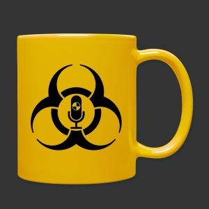 Tasse jaune Experience - Droite - Tasse en couleur