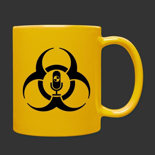 Tasse jaune Experience - Droite