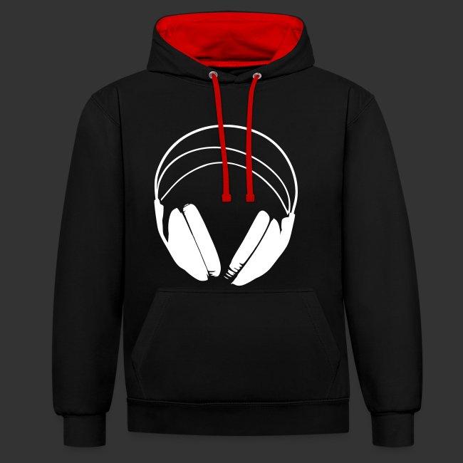 Hoodie logo podradio - Unisexe