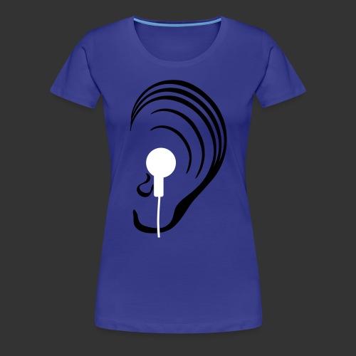 RSS Ear - Femme - T-shirt Premium Femme