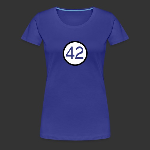 42 - femme - T-shirt Premium Femme