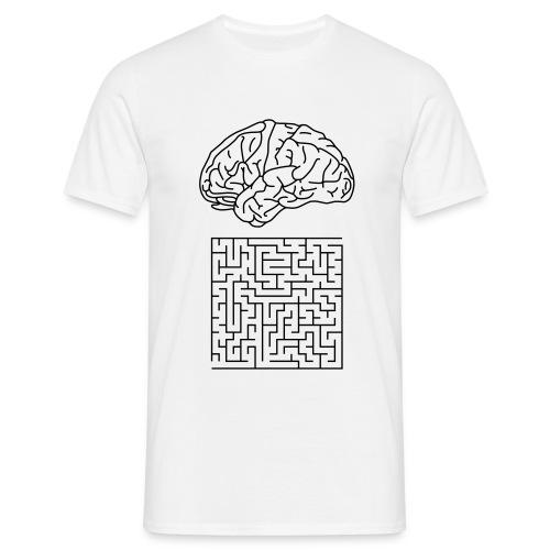 Labyrinth, Ms T-Shirt - Männer T-Shirt