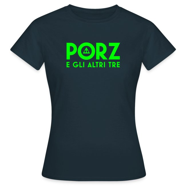 Girlie Porz +3