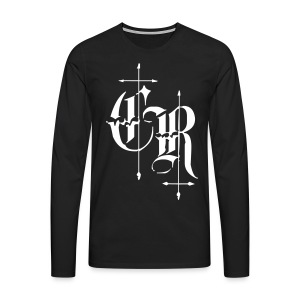 CR Long Sleeve Tee - Men's Premium Longsleeve Shirt