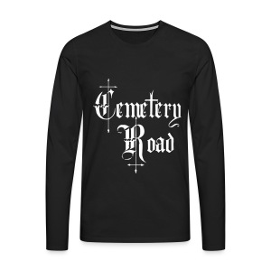 Cemetery Road Long Sleeve Tee - Men's Premium Longsleeve Shirt