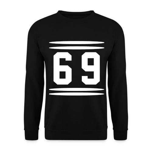 6969 x SWEATER x BLACK - Männer Pullover