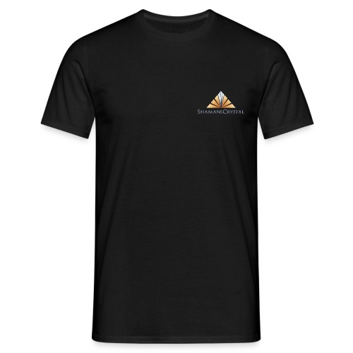 Mens Shamans Crystal Logo T Shirt - Men's T-Shirt