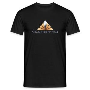 Mens Shamans Crystal Logo T Shirt - Men's T-Shirt