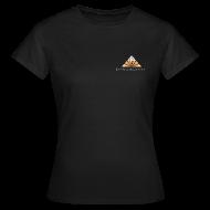 T-Shirts ~ Women's T-Shirt ~ Ladies Shamans Crystal Logo T Shirt