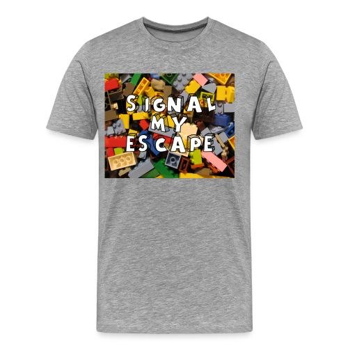 Lego Shirt - Men's Premium T-Shirt