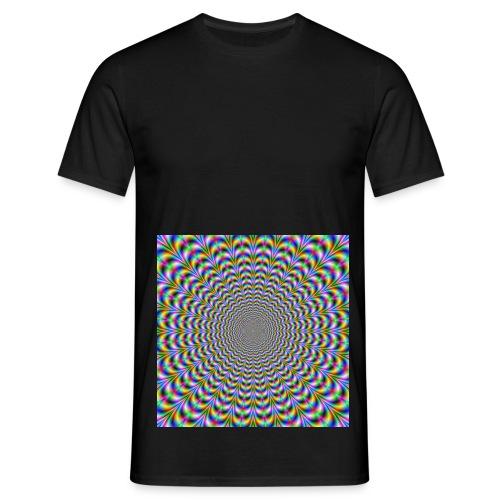 Circle - T-shirt Homme