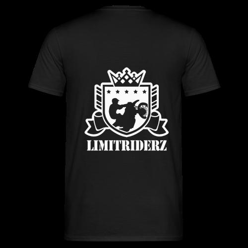 Standard LRZ Crew Shirt - Männer T-Shirt