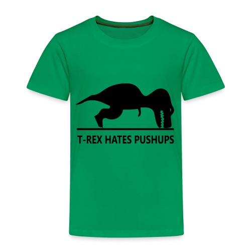 T rex shirt - Kids' Premium T-Shirt