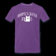 T-Shirts ~ Männer Premium T-Shirt ~ M&G Banner