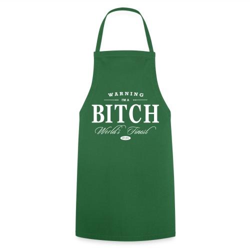 Frauen Kochschürze | Warning I'm A Bitch - Kochschürze