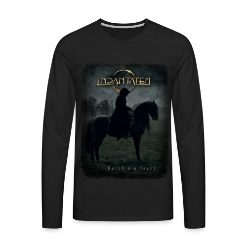 Longsleeve EP Cover - Männer Premium Langarmshirt