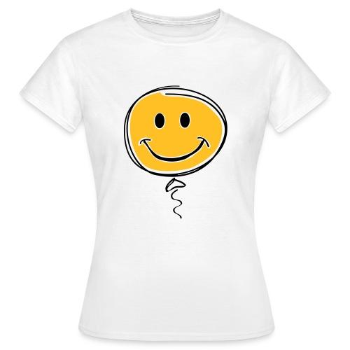 Smile - Maglietta da donna