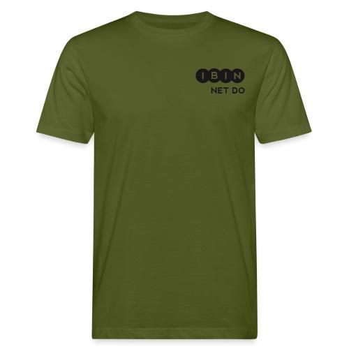 I BIN NET DO-1 - Männer Bio-T-Shirt