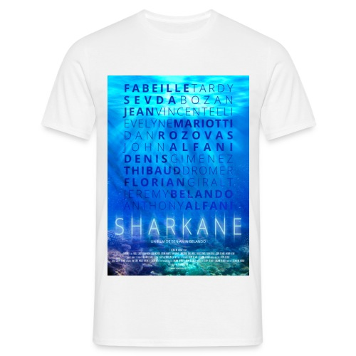 sharkane - T-shirt Homme