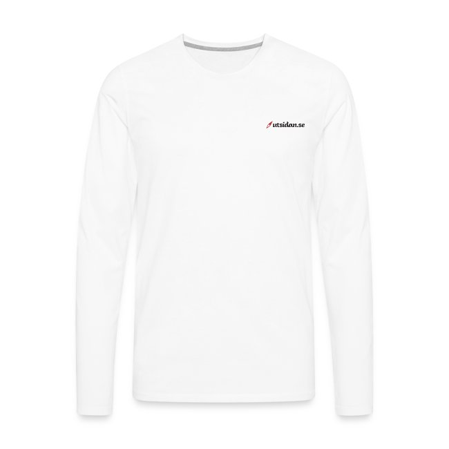 T-shirt herr långärmad