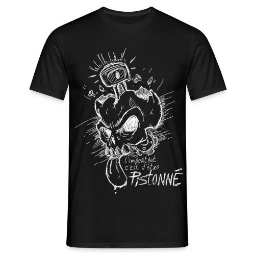 PISTONHEAD - T-shirt Homme