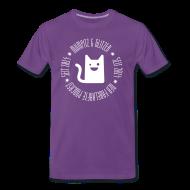 T-Shirts ~ Männer Premium T-Shirt ~ M&G Kreis