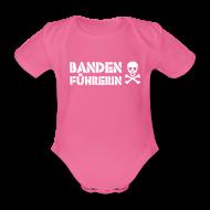 Baby Bodys ~ Baby Kurzarm-Body ~ bandenführerin
