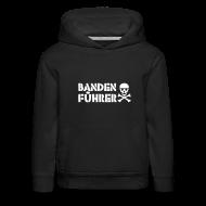 Pullover & Hoodies ~ Kinder Premium Kapuzenpullover ~ bandenführer