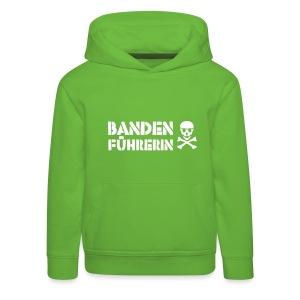 bandenführerin - Kinder Premium Hoodie