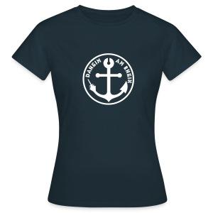 daheim am rhein - Frauen T-Shirt