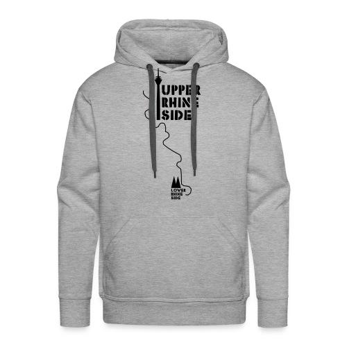 upper rhine side - Männer Premium Hoodie
