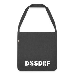 dssdrf - Schultertasche aus Recycling-Material