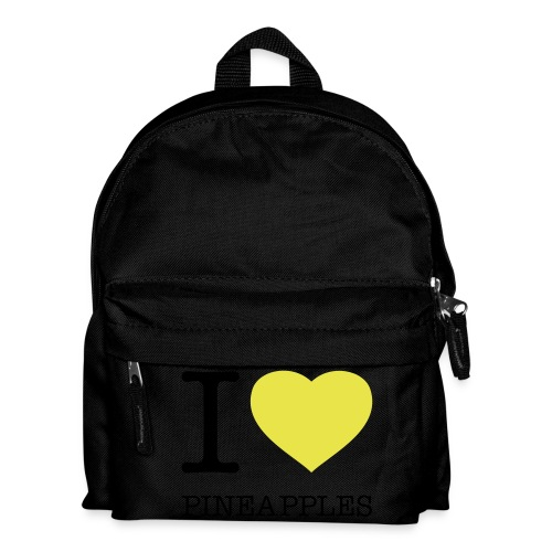 Limited Edition Pineapple - Kids' Backpack