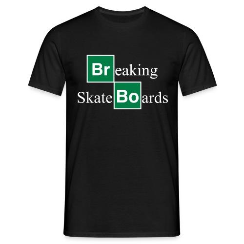 BREAKING SKATEBOARDS - T-shirt Homme
