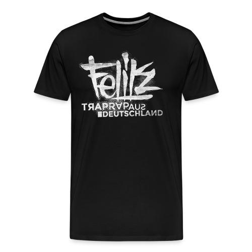 Felikz-Shirt BLACK - Männer Premium T-Shirt