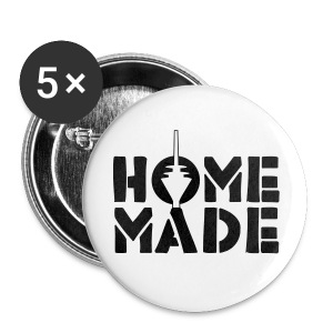 home made - Buttons groß 56 mm