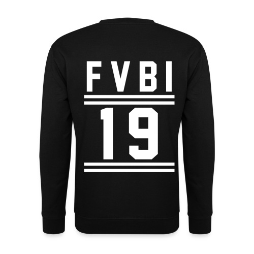 6919 x SWEATER x BLACK - Männer Pullover
