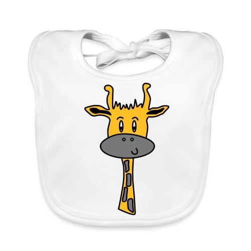 Slab giraf - Bio-slabbetje voor baby's