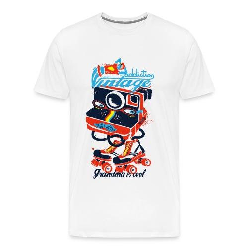 Rétros - T-shirt Premium Homme