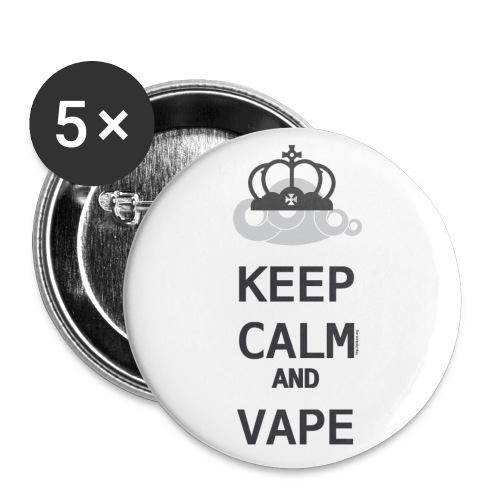 Badge keep calm - Badge grand 56 mm