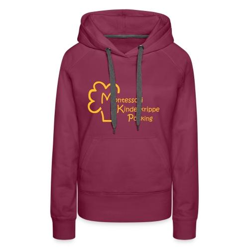 MKP Logo vorn - Frauen Premium Hoodie