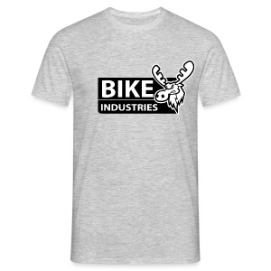 BIKEindustries T-shirt - Men's T-Shirt