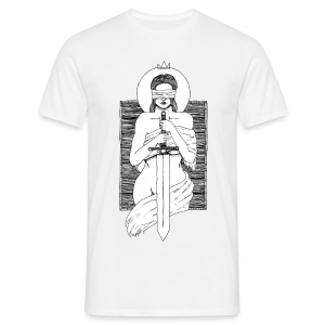 Lady of the Lake tee - Men's T-Shirt