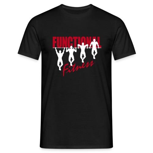Masterfitness functional fitness - Männer T-Shirt