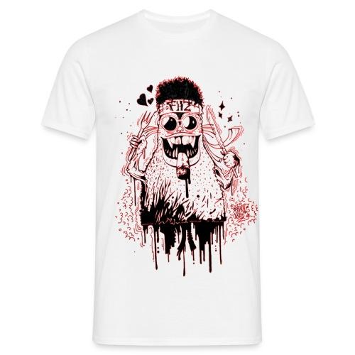Sgorbio Rosso - Maglietta da uomo