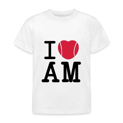 I Heart Andy Murray - Kids White T - Kids' T-Shirt