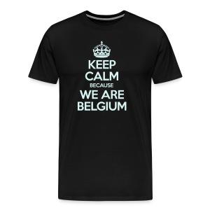 Keep Calm - T-shirt Premium Homme