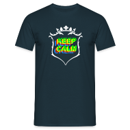 Tee shirts ~ Tee shirt Homme ~ Keep calm Four Color